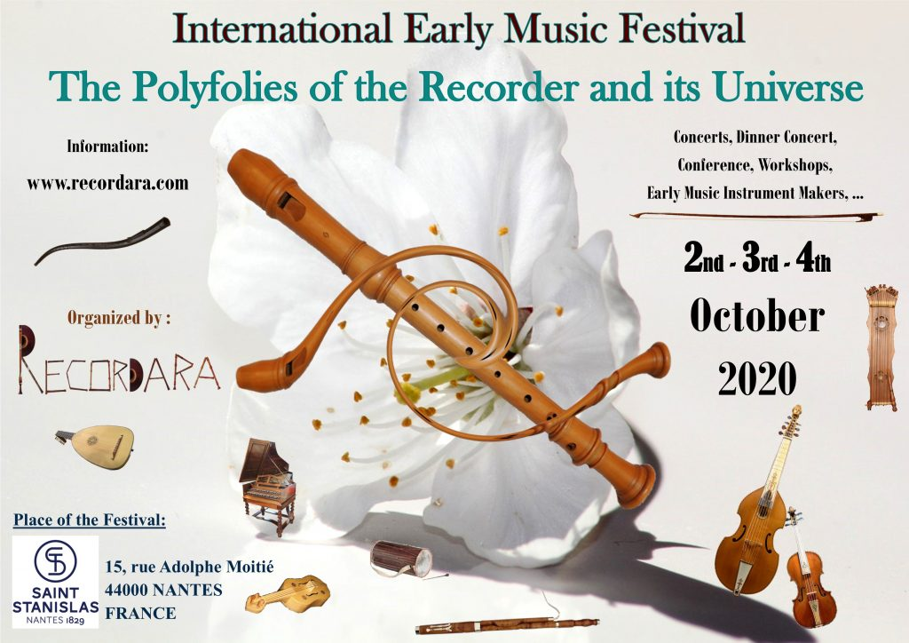 The Polyfolies of the Recorder and its Universe